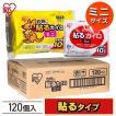 4箱セット 貼るぽかぽか家族ミニ 120個(30個×4箱) ...