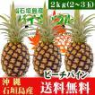 ピーチパイン 2kg 2〜3玉  石垣島産 沖縄 送料無料