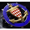 Yacht Club de Monaco メンバー用エンブレム