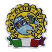 ベスパ Club ITALIA エンブレムワッペン