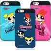 Power Puff Girls パワーパフガールズ iPhoneケース カード 携帯カバー 収納 ダブル バンパー ケース ブロッサム バターカップ バブル 無料配送 iPhoneXケース