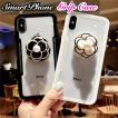 スマホグリップ スマホリング 花 iPhone XS XR X ケース iphone8