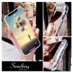 キラキラ ストーン 背面ケース iPhoneケース iPhone XR ケース iphone8 ケース