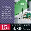 カタログギフト エスプリ4800円コース エレガンス 15%OFF!割引 出産内祝い 結婚内祝い 内祝い お返し お祝い 引き出物