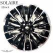 JLR SOLAIREアルミホイール22inch4本SET※センターキャップ付