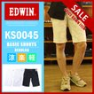 EDWIN エドウィン ハーフパンツ ショートパンツ ショーツ レギュラー ベーシック 迷彩 カモフラ KS0045-2
