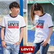 【Levi's リーバイス】リーバイス ロゴTシャツ RINGER TEE 39980-00-030/39980-0000