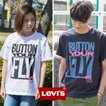 【Levi's リーバイス】BUTTON YOUR FLY Tシャツ 55726-00-030/55726-0001/55726-0000