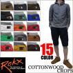 ROKX ロックス クロップドパンツ COTTONWOOD CROPS