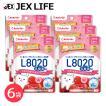 [訳ありアウトレット] L8020乳酸菌タブレット イチゴ風味 90粒 6袋セット ジェクス チュチュベビー 日本製
