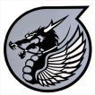 航空自衛隊第303飛行隊シール