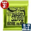 エレキギター弦 アーニーボール EnieBall 2221 Regular Slinky レギュラースリンキー3セット販売