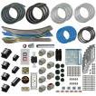 準備万端シリーズ (3回練習分) 平成30年度 第一種電気工事士 技能試験セット 練習用材料 全10問分の器具・電線セット