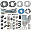 準備万端シリーズ (2回練習分) 平成30年度 第一種電気工事士 技能試験セット 練習用材料 全10問分の器具・電線セット