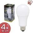 LED電球 E26 広配光タイプ 100W形相当 LDA13D-G-10T4 昼光色 4個セット アイリスオーヤマ