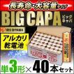 アルカリ乾電池 BIG CAPA 長寿命・大容量タイプ 単3形...