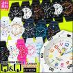 腕時計 シチズン ポップでスタイリッシュ 防水 腕時計Q&Q 全16カラー 【メール便】