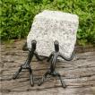 ピンコロ石と鉄キャラ雑貨 ピンコロカップル