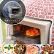 ピザ窯 パン ガーデングリル 高温調理 ドーム型 炭使用可能「家庭用石窯 プチキルン カバーセット ※本体+装飾カバー」【送料別】