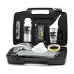 即納 ヘッドライトリペアキット 3 フルセット Ver.3 800g コーティング 施工 磨き 電源 ゴーグル マスク ヘッドライトコーティング剤 黄ばみ除去剤 日本語説明書