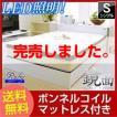 ベッド (収納 収納つき) 宮付き ベット シングルベッド ルビー(Ruby)(ET-0154)/ボンネルコイルマットレス付き-ART 木製 ウッド 光沢 塗装