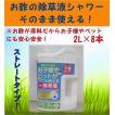 お酢の除草液シャワー2L×8本 そのままタイプ ストレート シャワー お子様にもペットにも安心です! 北海道・沖縄・離島別途送料必要
