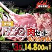 BBQ バーベキュー 焼肉 骨付き肉 5種スペシャルセット 3.5kg 送料無料