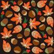 シール 秋 紅葉 メニュー看板 飾り 装飾 デコレーション チョークアート 窓 黒板 看板 ステッカー(最低購入数量3枚〜)