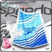 ラップタオル スイミングタオル 水泳用タオル 巻きタオル スピード/ラップタオル(大) SD96T03
