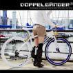 クロスバイク 409 ドッペルギャンガー 軽量 アルミフレーム 700C 21段変速 激安自転車