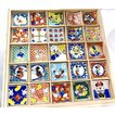 九谷焼 箸置き ミッキーマウス&フレンズ 色絵箸置き 箸置コレクション 25種類 木箱入りギフトセット