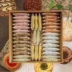ロシアケーキ お徳用 パック 36個入 ( 6種 の 詰め合わせ ) / 送料無料 焼き菓子 中元 ギフト クッキー タルト ポイント 消化