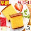 敬老の日 ギフト 長崎カステラ えがお 和菓子 洋菓子 スイーツ 送料無料・込 2017年 KR1U