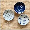波佐見焼 食器 取皿 おしゃれ 和風 かわいい 平皿 白 軽い 藍染 モダン インディゴ indigo プレート