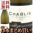 その他ワイン 送料無料 まとめ買い E ドメーヌ・ローラン・ラヴァンテュルー・シャブリ 2011 6本 wine