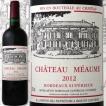 赤ワイン フランス・ボルドー シャトー・メオム 2012 フランス  750m 辛口 wine