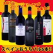 ワインセット その他ワインセット スペイン全土の地ワイン満喫 スペインおうちバル6本セット クール便別途 216円 wine