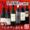 送料無料 シーズン到来 濃厚好き必見 大満足のフルボディ6本セット wine