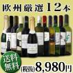 ワインセット 超特大感謝 スタッフ厳選 の超激得12本8,980円(税別)セット wine