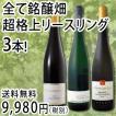 ワインセット その他ワインセット 送料無料 超豪華 銘醸畑 全部超格上リースリング テロワール比較3本セット wine
