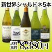 ワインセット その他ワインセット 送料無料 京橋ワイン厳選 果実味満載の新世界シャルドネセット wine