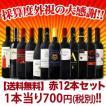 ワインセット その他ワインセット 送料無料 1本あたり700円(税別) 採算度外視の大感謝 厳選12本セット wine