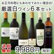 ワインセット 白セット 白ワイン 送料無料 特大感謝の厳選大放出6本セット wine set