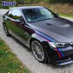BMW ステッカー ボディ Mパフォーマンス E36 E39 E46 E53 E60 E61 E64 E70 E71 E85 E87 E90 E83 F10 F20 F21 F30 F30 F35