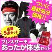 【送料無料/数量限定】Mizuno ミズノ ブレスサーモあったか体感セット[52JH5550]