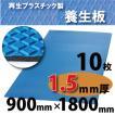 ダイヤボード(RPボード)【1.5mm厚・10枚】青1800mm×900mm≪送料無料≫