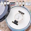 腕時計 レディース スヌーピー SNOOPY 缶入り かわいい おしゃれ 合皮ベルト シンプル カジュアル ブランド ギフト プレゼント