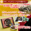 ★お正月のおせち&田作り 「きみしゃんいりこ」キャンペーン!web限定(3)セット