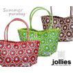 jollies-ジョリーズ プラバッグ  全3色のラインナップ