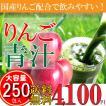 フルーツ青汁 りんご風味 リンゴ青汁 3g×250袋 大麦若葉